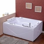 Enjoy an invigorating bath with whirlpool baths at your bathroom