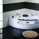 Whirlpool baths – Tigra 604