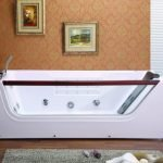Retreat yourself with a luxury and vigorous bathing with Whirlpool baths – Napoli 609